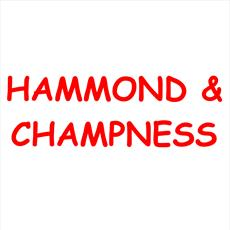 HAMMOND & CHAMPNESS Parts and products Detail Page
