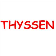 THYSSEN Parts and products Detail Page