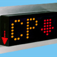 3-D Three Colour LED Dot Matrix Display Indicator: MFCU50 - 3H - 3D Detail Page