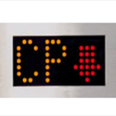 Three Colour LED Dot Matrix Display Indicator: MFCU50 - 3H (50mm) Detail Page