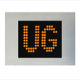 Three Colour LED Dot Matrix Display Indicator: MFCU50 - 6 (76mm) Detail Page