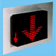 3-D Three Colour LED Dot Matrix Display Indicator: MFCU50 - 6 - 3D Detail Page