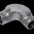 Inspection Elbows - Galvanised Detail Page