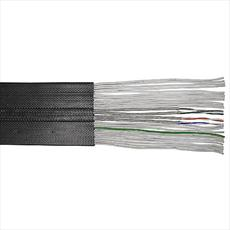 PVC Flat Trailing Cable - 24G1 + 4 x (2 x 0.5) C Detail Page