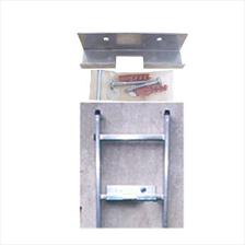 Standard Wall Ladder Storage Kit Elevator Equipment