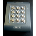 Access Control Digital Keypad Detail Page