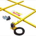 One Sided Collapsible Guard Rail Kit Detail Page