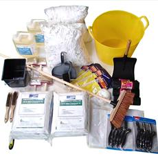 Clean Down Kit - For Large Lift Shafts, Pits & Machine Rooms Detail Page