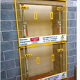 Installation Barrier - Rapid System - Lift Shaft Protection Detail Page