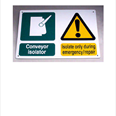Conveyor Isolator Notice Detail Page