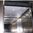 Hinged Ceilings - Stainless Steel - Powder Coated White -  With LED Lights Detail Page