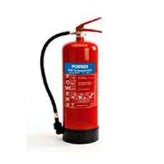 4KG Dry Powder Fire Extinguisher Detail Page
