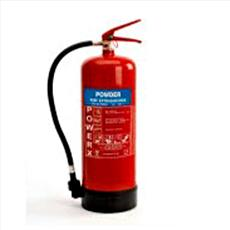 9KG Dry Powder Fire Extinguisher Detail Page