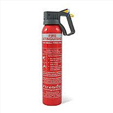 Fire Extinguisher for Company Cars or Vans Detail Page