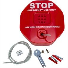 Extinguisher Stopper Alarm Detail Page
