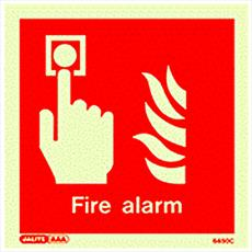 Fire Alarm Sign Detail Page
