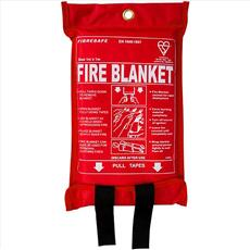 Fire Blanket Detail Page
