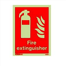 Fire Extinguisher Sign Detail Page