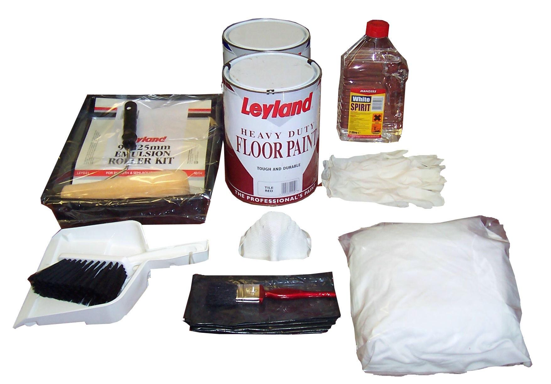 Paint Pit Floor Kit Elevator Equipment