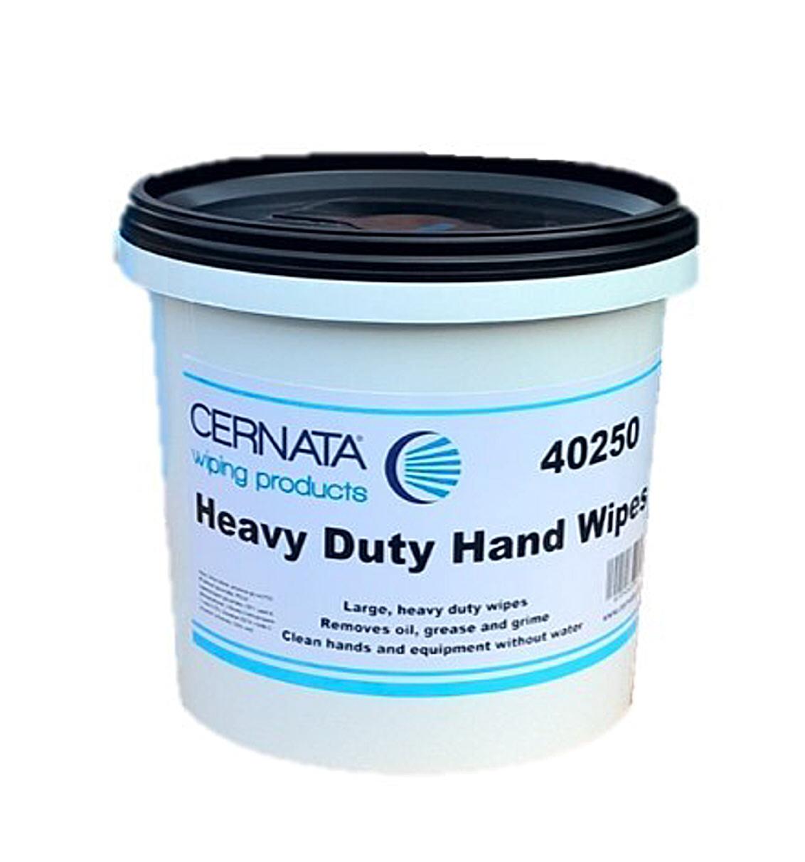 Hand Wipes - Heavy Duty - CERTANA® Textured - 150 Sheet Tub ...