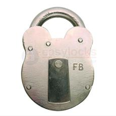 FB1 Fire Brigade Lever Padlock Detail Page