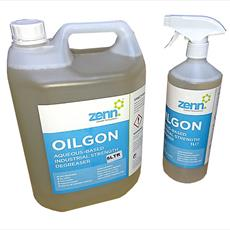 OILGON - Water Based Industrial Strength Cleaner / Degreaser Detail Page