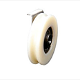 KONE - Nylon door hanger wheel on a bracket - ADX2 Slow panel Detail Page