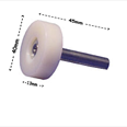 GAL - Pick Up Wheel / 45mm x 40mm x 13mm Detail Page