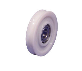 GAL - Nylon Door Hanger Wheel / Curved Track Detail Page