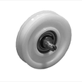 KONE - Nylon door hanger wheel (curved track) 85mm diameter Detail Page