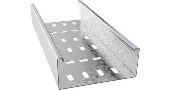 Heavy Duty Cable Tray - 3m Lengths Detail Page