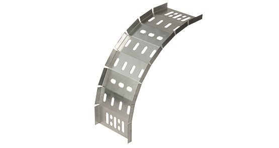 Light Duty Cable Tray External Riser 90 Degree Detail Page