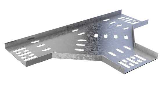 Light Duty Cable Tray Flat Tees Detail Page