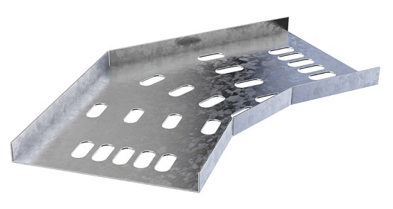 Light Duty Cable Tray Flat 45 Degree Bends Detail Page