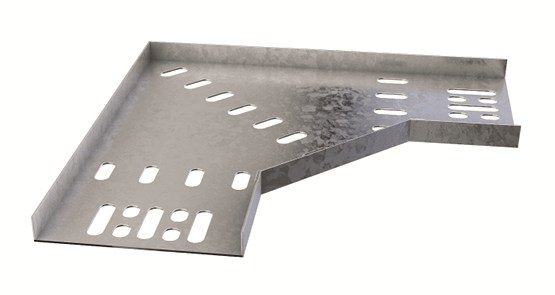Light Duty Cable Tray Flat 90 Degree Bends Detail Page