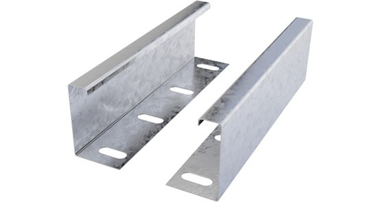 Light Duty Cable Tray Couplers - Sold in Pairs Detail Page