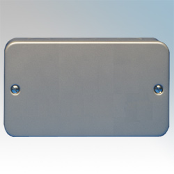 Metal Clad Double Blank Plate Box Detail Page
