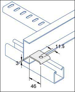 Beam Clamps, Toe Beam Clamp Detail Page