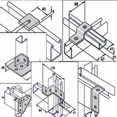 Channel & Beam Fixings Detail Page