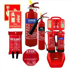 Fire Fighting & Fire Protection Detail Page