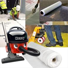 Handrail, Door & Floor Protection Detail Page