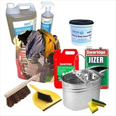 Hygiene & Janitorial Supplies Detail Page