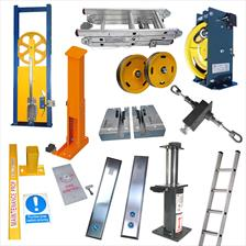 Lift Equipment Detail Page
