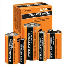 Industrial Duracell Batteries Detail Page