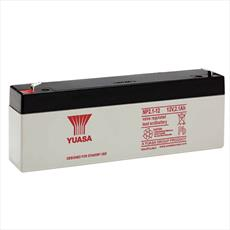 NP2.1-12 (12V 2.1Ah) Yuasa General Purpose VRLA Battery Detail Page
