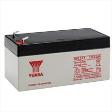 NP3.2-12 (12V 3.2Ah) Yuasa General Purpose VRLA Battery Detail Page