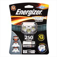Energizer Vision LED HD + Focus Headlight Detail Page