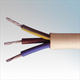 3 Core Heat Resistant Butyl Flex Cable Detail Page
