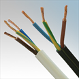 3 Core PVC Flex Black Cable Detail Page