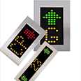 Three Colour LED Dot Matrix Displays Detail Page